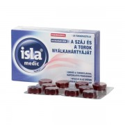 Isla Medic Hydro+ cseresznye ízű torok pasztilla 20db