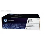 HP CF325X no.25X black toner