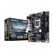 Tarjeta Madre Gigabyte micro ATX GA-H110M-S2H, S-1151, Intel H110, HDMI, USB 2.0/3.0, 32GB DDR4, para Intel ― Requiere Actualización de BIOS para trabajar con Procesadores de 7ma Generación