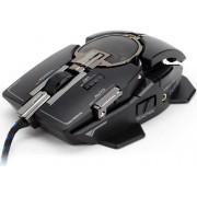 Miš Zalman ZM-GM4 USB laser gaming mouse 8200DPI, black