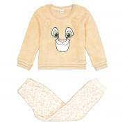 Disney Animaux Pijama polar, 3-10 anosbege- 4 anos (102 cm)