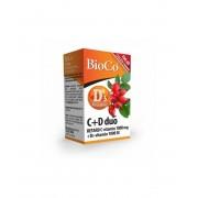 Bioco C-D Duo tabletta 100 db