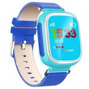 Smartwatch Infantil de Monitorização GPS com Função Mãos Livres Q70 - Azul