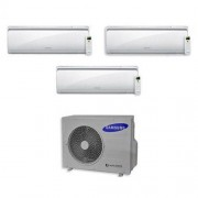 Samsung Condizionatore Samsung Trial Split Inverter 7000+7000+9000 7+7+9 Btu Maldives Aj052fcj3eh/eu A+
