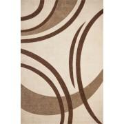 Covor Modern & Geometric Lamego, Crem, 80x150