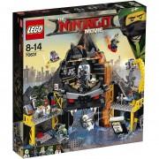 Lego ninjago 70631 il covo vulcanico di garmadon
