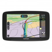 GPS TOMTOM VIA 62 - MAPAS EUROPA PARA TODA LA VIDA - PANTALLA 6'/15CM - TRAFFIC PARA TODA LA VIDA - LLAMADAS MANOS LIBRES - BT - MICROSD - GPS EM ESPANHOL