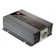 Invertor tensiune 12V-230V 400W Mean Well sinusoida pura