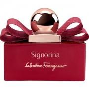 Salvatore Ferragamo Perfumes femeninos Signorina In Rosso Eau de Parfum Spray 50 ml