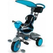 Tricicleta DHS Enjoy Plus albastru