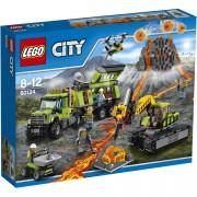 LEGO City: La base d'exploration du volcan (60124)