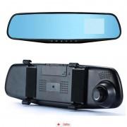 Camera Auto Oglinda Offroad HD + Tripla Auto USB, Card Memorie MicroSD 32GB