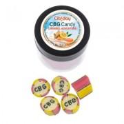 Cibiday Bonbons au CBG (Cannabigerol) et au Caramel (Cibiday)