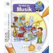 Inka Friese - tiptoi® Wieso? Weshalb? Warum? 3: Die Welt der Musik: mit über 900 Geräuschen und Texten - Preis vom 24.05.2020 05:02:09 h