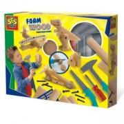 Детски комплект направи си сам Конструкции от пяна SES, 0814591