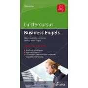 Prisma taalcursussen Luistercursus Business Engels + 6 Audio CD's Leer zakelijk Engels