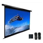 "SCREEN, Elite Screens VMAX135XWV2 VMAX2 Series, 135"" (4:3) 274.3 x 205.7cm, White (VMAX135XWV2)"