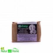 Săpun din lapte de capră cu Lavanda si Cafea Hand Made 100g