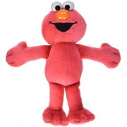 Sesame Street Playskool Friends Puff Buddies Elmo felpa