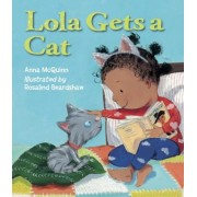 Lola Gets a Cat, Hardcover