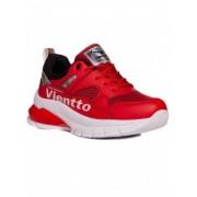 Червени дамски маратонки Vientto
