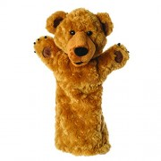 The Puppet Company Bear Long Sleeved Glove Puppet