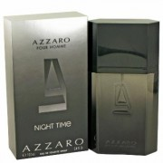 Azzaro Night Time For Men By Azzaro Eau De Toilette Spray 3.4 Oz