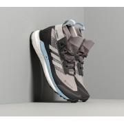 adidas Terrex Free Hiker GTX W Ch Solid Grey/ Grey Two/ Glow Blue