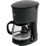 Cafetiera Heinner HCM-750BK 750W 1.25L anti-picurare mentinere cald Negru