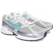 Nike WMNS NIKE BALLISTA III Running Shoes For Women(Green, White, Grey)