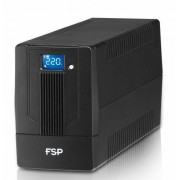 FSP Group Fortron UPS iFP 1000, 1000 VA / 600W, LCD, line interactive