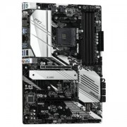 Дънна платка ASRock X570 Pro4, X570, AM4, PCIe 4.0 (DisplayPort&HDMI)(CFX), 8x SATA3 6.0 Gb/s, 1x Hyper M.2 Socket, X570_PRO4