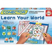 Educa Connector Learn Your World Game