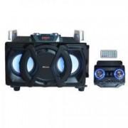 Boxa portabila audio activa bluetooth usb sd card aux intrare