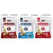 UFIT Crunchers diétás egészséges nassolnivaló fehérje chips 1 csomag 35g
