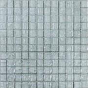 Maxwhite ASBHH40 Mozaika skleněná bílá s efektem popraskaného skla 29,7x29,7cm sklo