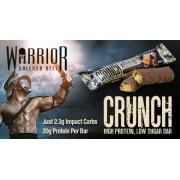 Warrior Crunch Protein Bar fehérje szelet 64g