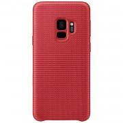 Husa Samsung Hyperknit cover red pt Samsung Galaxy S9+ EF-GG965FREGWW