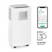 Klarstein Iceblock Ecosmart 9, климатик, 3 в 1, 9000 BTU, управление чрез приложение, бяло (ACO16-IceblockEcs9 W)