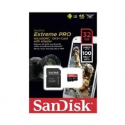 Sandisk Sdsqxcg-032g-gn6ma 32gb Micro Sdhc Extreme Pro 4k , A1 V30, Uhs-i/ U3, 100mb/s
