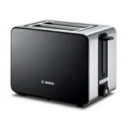 Prăjitor de pâine Oţel lăcuit Bosch, 1050W, Inox,TAT7203