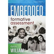 Embedded Formative Assessment: (Strategies for Classroom Assessment That Drives Student Engagement and Learning), Paperback/Dylan Wiliam