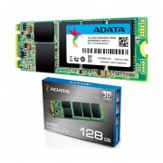 SSD M.2 128GB ADATA Ultimate SU800 2280 (ASU800NS38-128GT-C)-Verde