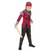 Vegaoo Middeleeuwse ridderoutfit voor jongens 122/134 (7-9 jaar)