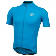 Pearl Izumi SELECT Pursuit Jersey - Atomic Blue/Mid Navy Diffuse - S - Black