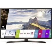 LG Electronics 49UK6400 LED-TV 123 cm 49 inch Energielabel: A (A++ - E) DVB-T2, DVB-C, DVB-S, UHD, Smart TV, WiFi, PVR ready Zwart