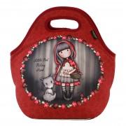 Uzsonnás táska - Gorjuss - Little Red Riding Hood