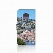 B2Ctelecom Motorola Moto G6 Flip Cover Zuid-Frankrijk