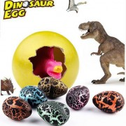 Black Surprise Hatching Dinosaur Egg For Kids