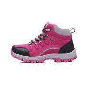 EH Zapatos De Escalada De Mujer Para Invierno - Rosa Rojo